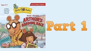 Whoa, I Remember: Arthur's Reading Race: Part 1