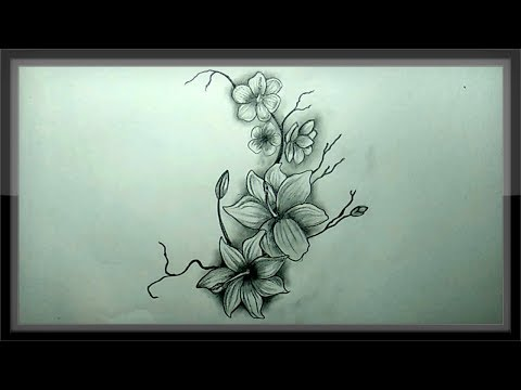Cool Easy Drawing Something Easy And Fun To Draw Pencil Drawing Hair Style Youtube