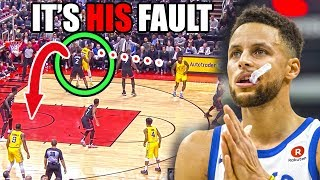 This is Why The Warriors Keep LOSING Without Stephen Curry (Ft. Durant, NBA Ball Movement)
