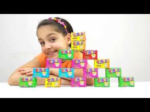 Yeni Toybox Sürpriz Kutu Açılımı En Güzel Oyuncak Kimde Yarışması?