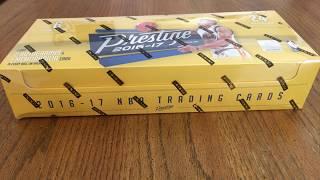 2016-17 Panini Prestige Basketball Unboxing - 3 Hits!!