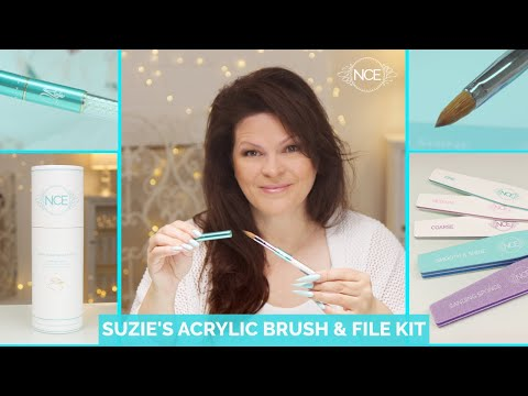 Introducing Suzie's Own Acrylic Brush & File Kit ❤️ thumbnail