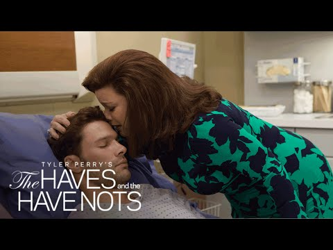 Katheryn Visits Her Son in the Hospital | Tyler Perry's The Haves and the Have Nots | OWN