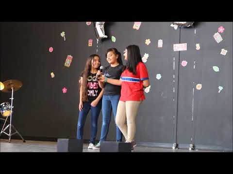 Frontier School of Innovation Middle Talent Show clips