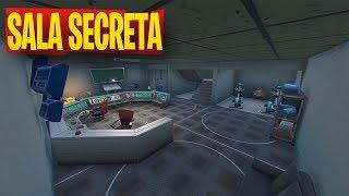 NEW *SECRET ROOM* IN SEÑORIO DA SAL// FORTNITE