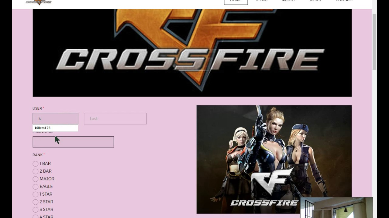 crossfire free vip with cheats 2017