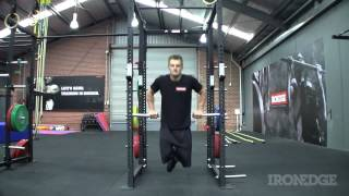 Exercise potential with the Iron Cage