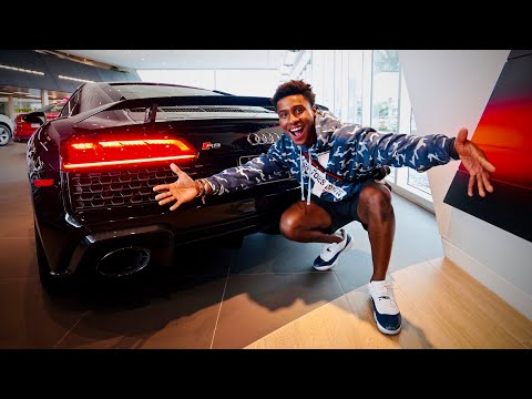 SURPRISING MYSELF WITH MY DREAM CAR FOR MY BIRTHDAY.. ($100,000)