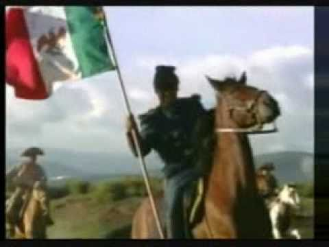 HIMNO NACIONAL MEXICANO,Y TRIBUTO A LOS HEROES DEL 5 DE MAYO.wmv