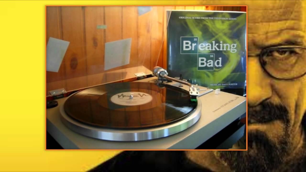 Breaking Bad Soundtrack Vinyl YouTube - Vinylboden nassraum