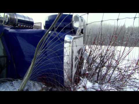 Highway Thru Hell  Episode 1 Wreck