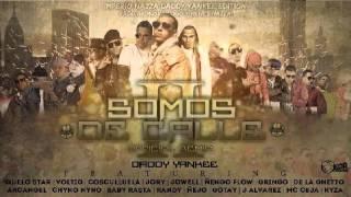 Somos De Calle Remix 2 - Daddy Yankee Ft Arcangel, Ñengo Flow & Mas (Original) ★Reggaeton 2013★