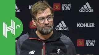 Jurgen Klopp | Convinced United Goal Overruled By VAR