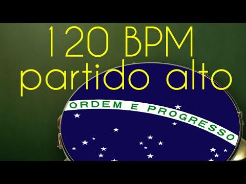 120 BPM Partido Alto