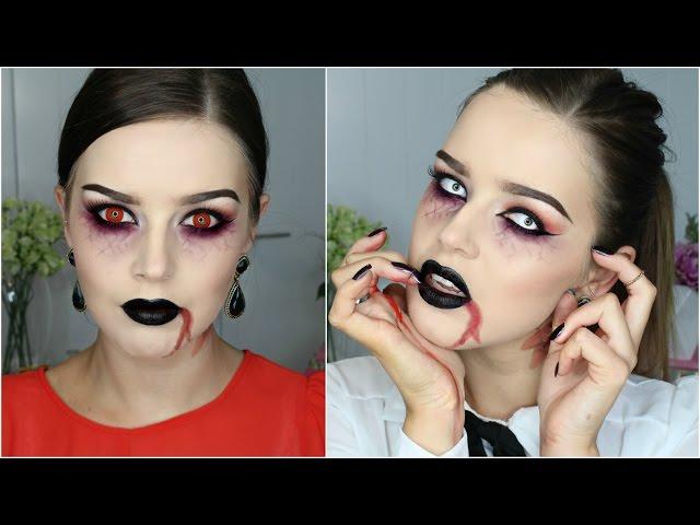 Schnelle Halloween Make Up Tutorials Zum Selbermachen Stylebook