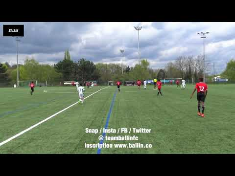 2018 04 14   U13 JOINVILLE CUP   STADE RENNAIS vs AMD MALAYSIA