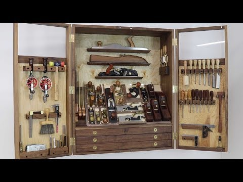What Tools are in my Tool Cabinet?