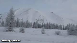 Дорога Сусуман - Магадан - перевалы и никакого экстрима!
