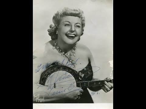Tessie O'Shea 19131995 Entertaineractress
