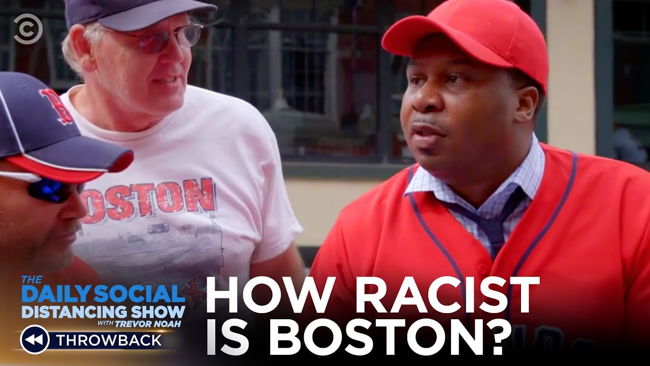 Download How Racist Is Boston? | The Daily Show
