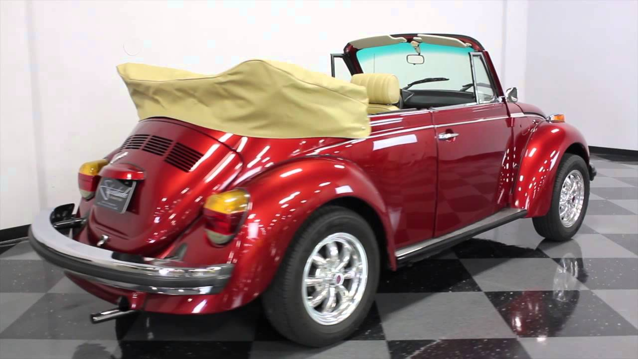511 Dfw 1978 Vw Beetle Karmann Youtube