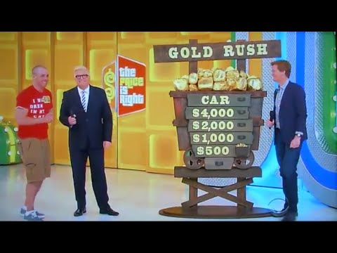 The Price is Right - Gold Rush - 5/11/2016