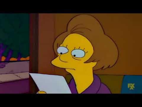 Amada Edna debo dejarte - Frases Homero & Cia