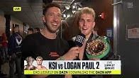 Jake Paul Wants To Fight KSI & Then His Brother Logan Paul
