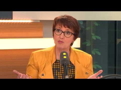 """Christiane Lambert (FNSEA) : """"Nous lançons un SOS pour les agriculteurs"""""""