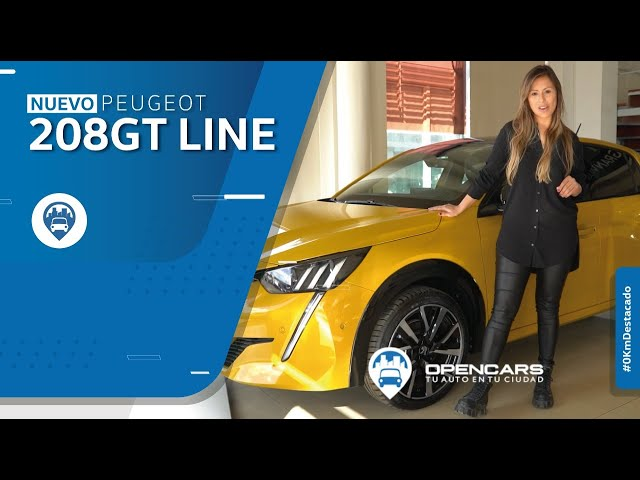 Peugeot 208 GT Line ¡El Deportivo de Peugeot!   Rocio de Opencars