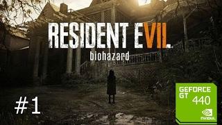 Resident Evil 7 #1 GT440  Serie de 3 Gameplay