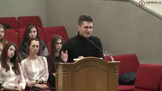 Наши эмоции исходят из сердца – Виктор Шевчук, проповедь, Карьерная 44