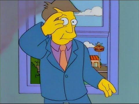 Steamed Hams but Skinner has Ralph Wiggum's voice