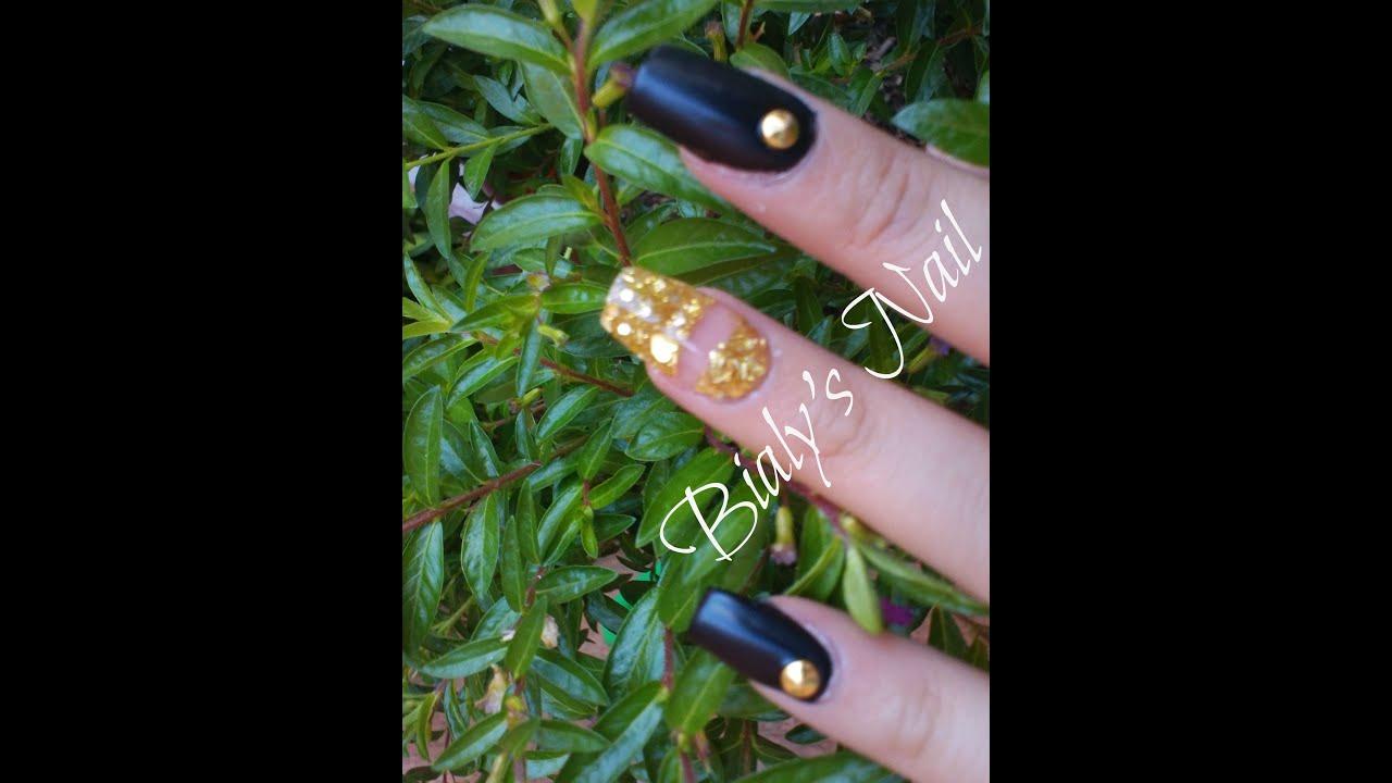 Encantador Uñas En Negro Bosquejo - Ideas Para Esmaltes - aroson.com