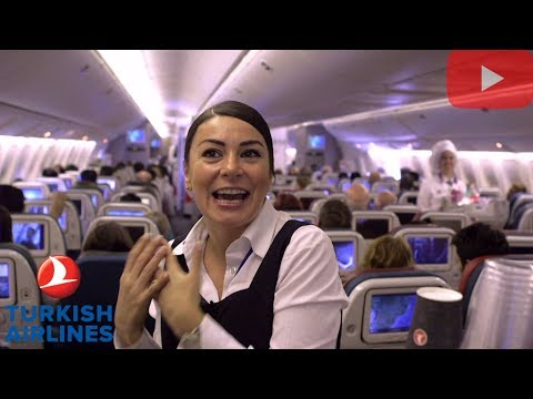 Inside Turkish Airlines nat geo hd