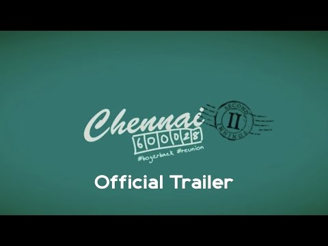 Watch Chennai 600028 2nd Innings - Official Trailer