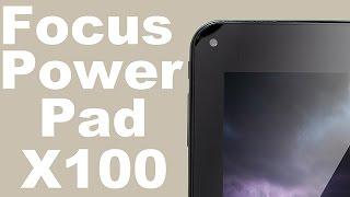 Видео обзор дешевого 7 дюймового планшета Focus X100(Наш очередной видео обзор посвящен продукции торговой марки Фокус, ставшей известной благодаря своим авто..., 2014-11-25T16:19:19.000Z)