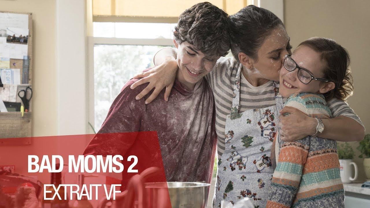 """BAD MOMS 2 - Extrait """"Une mère donne de la joie"""" - VF"""