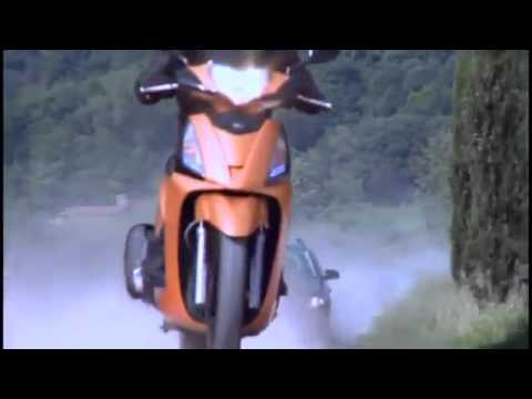 kymco people gti 300 promo video - youtube