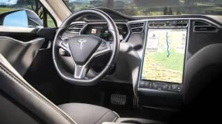 Михаил Подорожанский об электромобиле Tesla Model S