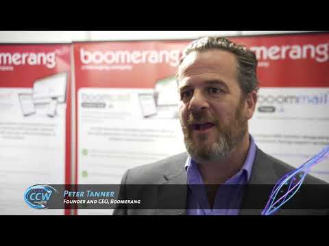 Boomerang will bring new solutions and new capabilities to CCW