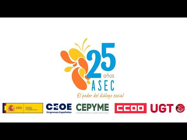 25 años ASEC – El poder del diálogo social