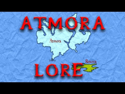 Atmora - What Is It Like? Elder Scrolls Lore