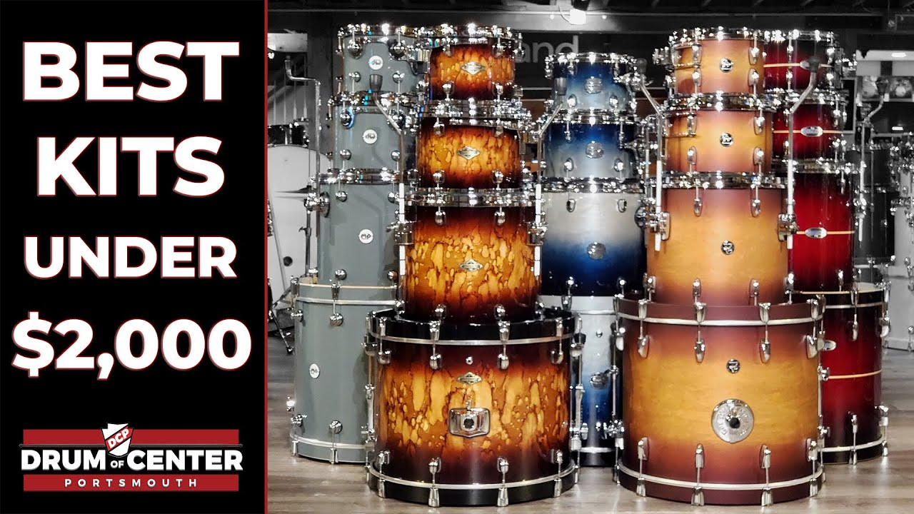 Download The Best Drum Sets Under $2,000 - A Complete Buyer's Guide