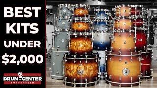 The Best Drum Sets Under $2,000 - A Complete Buyer's Guide