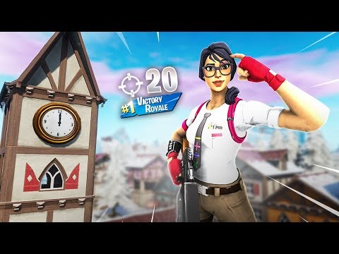 ITS ABOUT TIME *20 ELIM SOLO* Fortnite Battle Royale