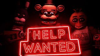 A FNAF GAME HAS NEVER BEEN THIS SCARY.. UNTIL NOW! | Five Nights At Freddy's VR: Help Wanted PART 1