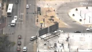 Chicago Police Chase with Scanner Audio