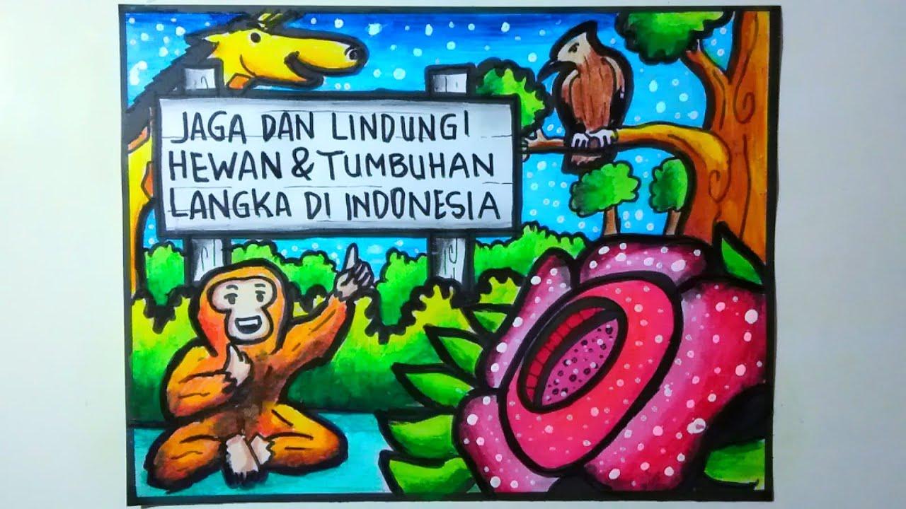 Cara Membuat Poster Tentang Kebersihan Lingkungan By Doni Studio