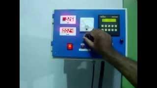 Test Set up for Quarter Turn Actuator - Part turn valve & damper control
